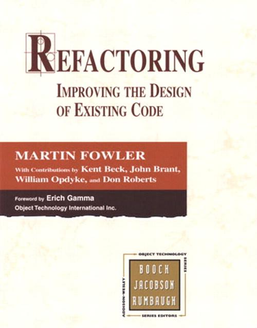 Software Design Refactor
